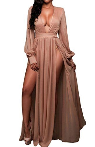 8123a6fa4a An absolute stunning maxi dress from Happy Sailed sexy clothing. The  sleeveless