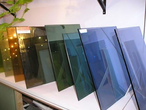 Guangyao High Quality Colored Mirror Glass Sheet Colored Mirror Window Parts Mirror Designs