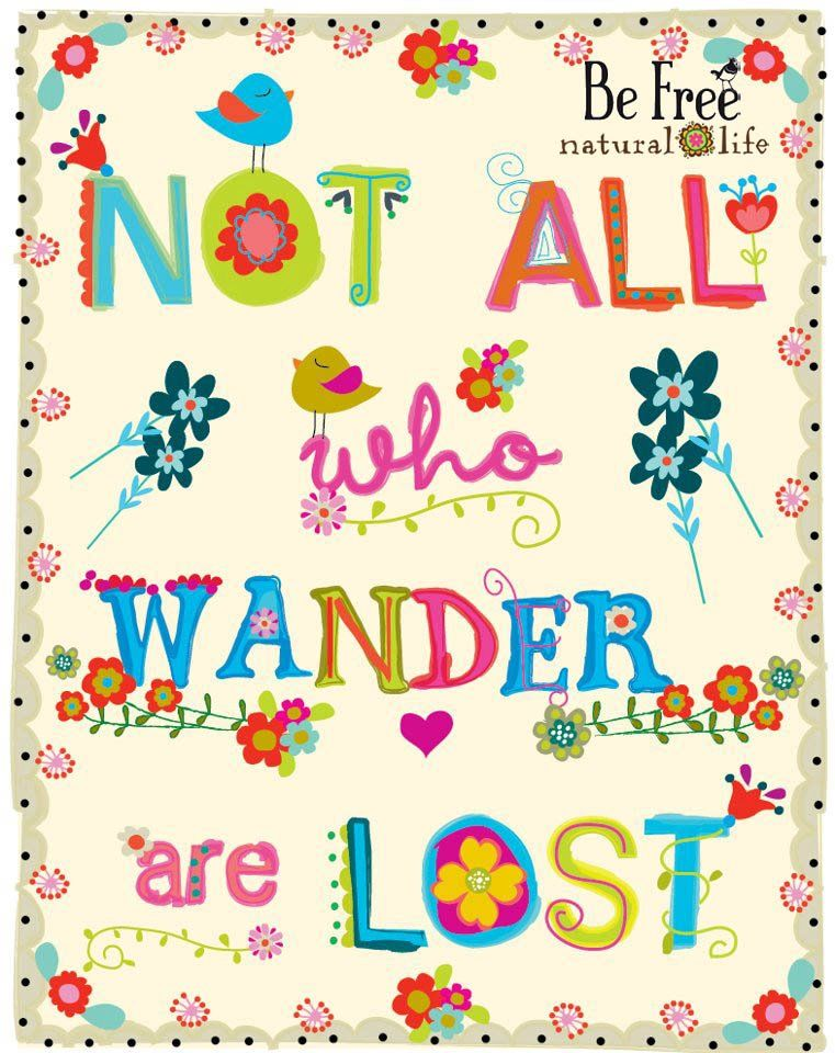 A veces perderse es la mejor manera de encontrarse a uno mismo, por eso no tengas miedo de perderte! #mensajepositivo