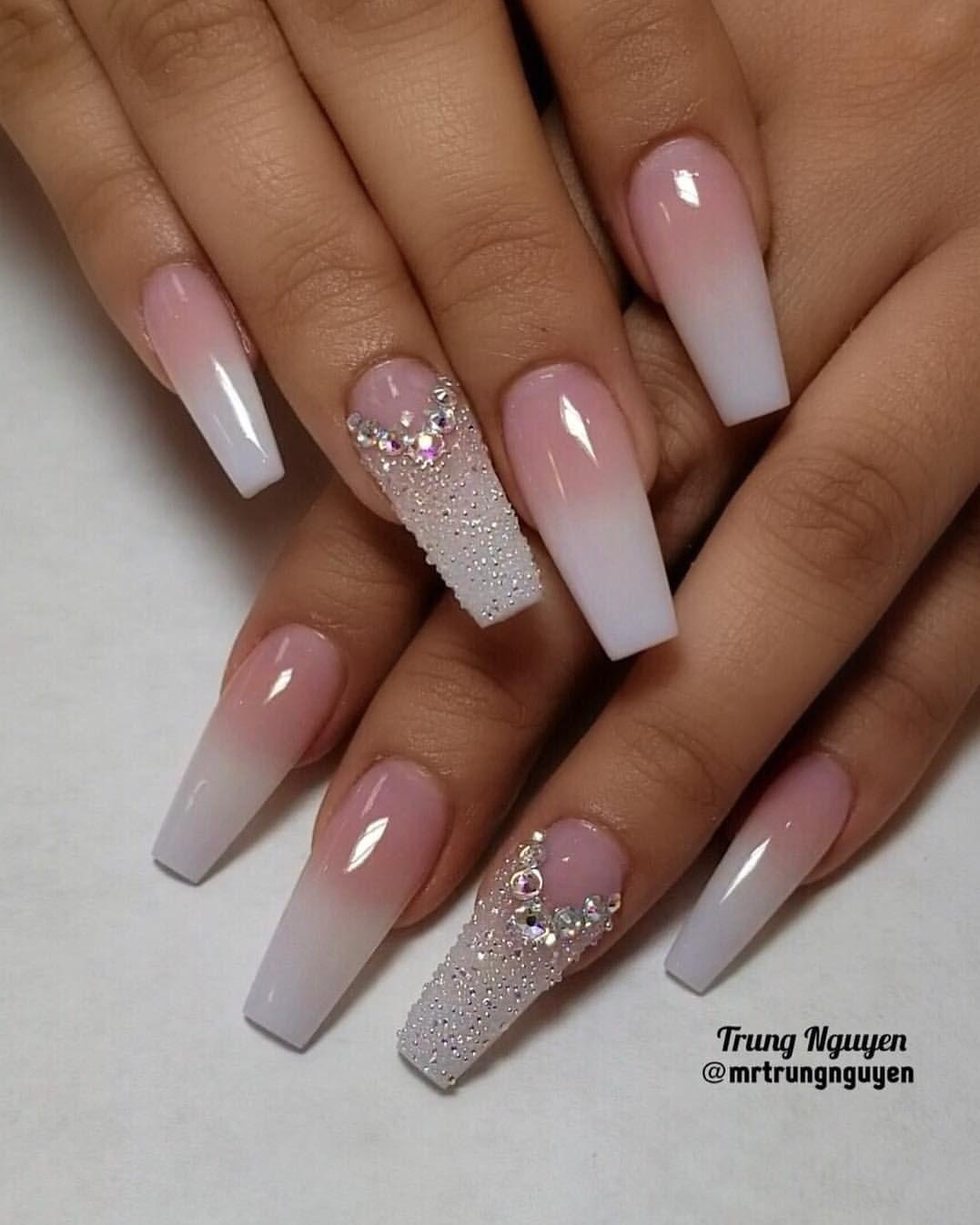 All acrylic nails design #allacrylic #coloracrylic #nails ...