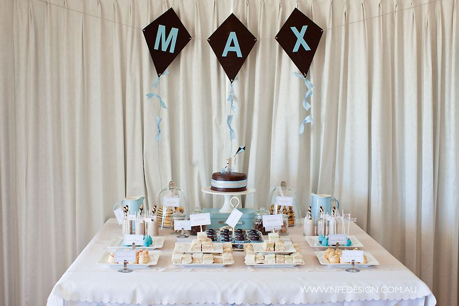 Kate Landers Events, LLC: Max's First Birthday {Stylish Guest Party Feature} & {Magnolia Creative Giveaway Winner}