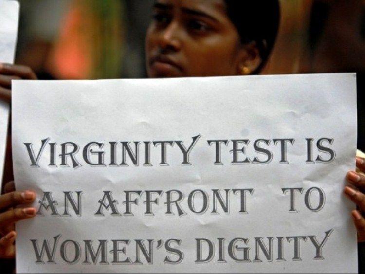 Watching losing virginity