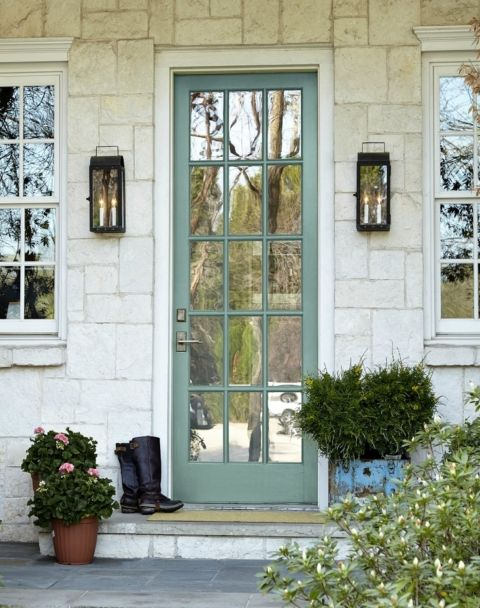 Etonnant Front Door Color...In The Moment BEHR Paint 2018 Color Of The Year Called  In The Moment.