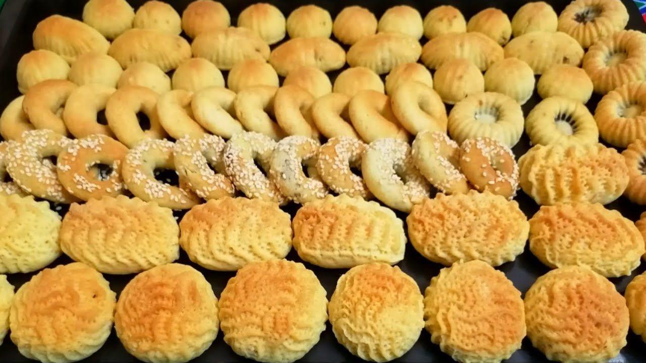 أسهل و أنجح عجينة معمول العجينة الحريرية و طريقة حفظ المعمول ليبقى طري لوقت طويل معمول جوز فستق تمر Youtube Food Desserts Peanut