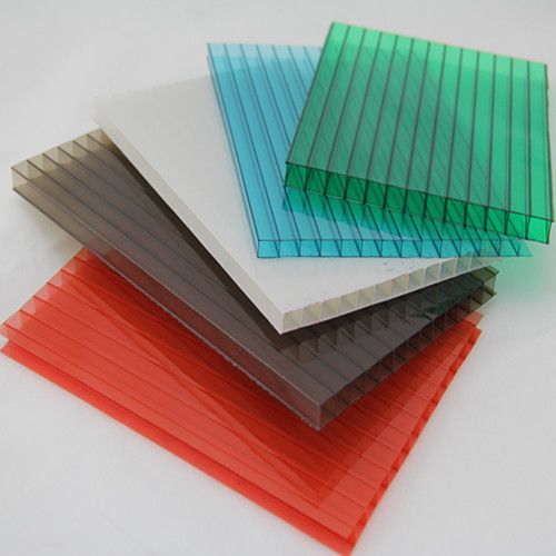 Polycarbonate Sheets Are Lightweight But Extremely Durable Plastic Uv Protected Polycarbonate Polycarbonate Panels Corrugated Plastic Roofing Plastic Roofing
