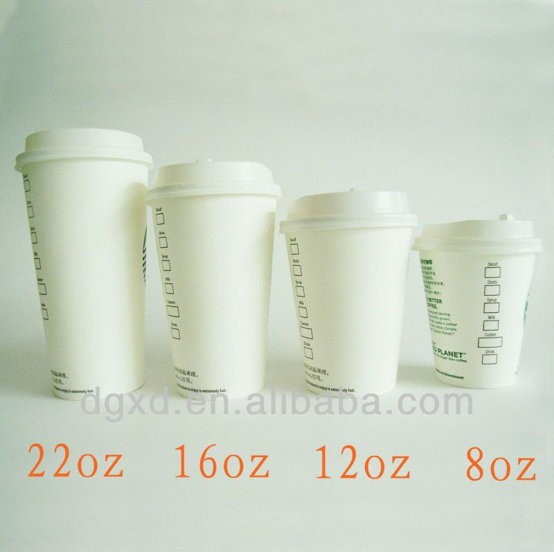 4oz 6oz 8oz 12oz 16oz 22oz Custom Printed Disposable Hot Paper Cup Product On Alibaba