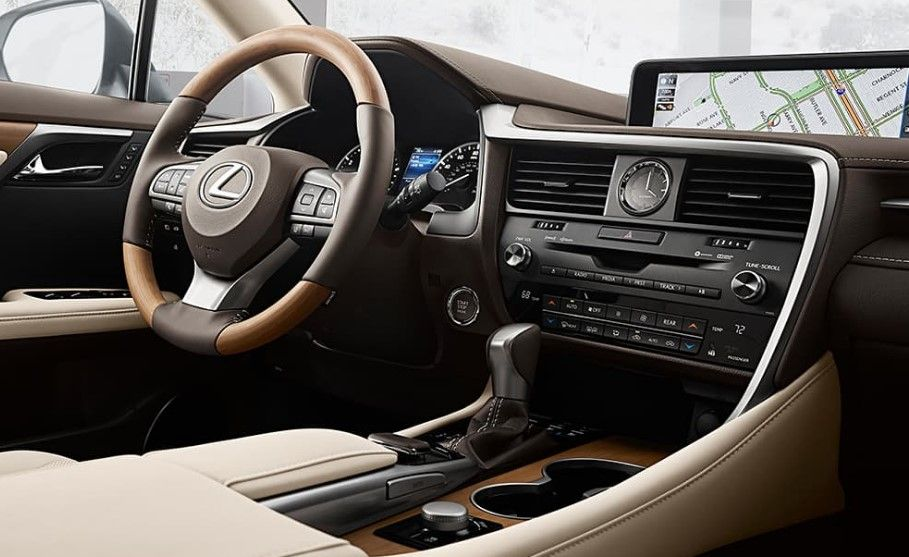 2020 Lexus Rx 350 Redesign Price Interior Engine With Images