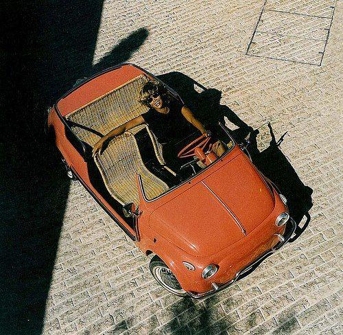 Tina Turner and Fiat Joly