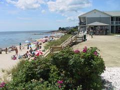 The Three Seasons Resort Ocean House Restaurant Dennis Port Ocean House Outside Bars Resort
