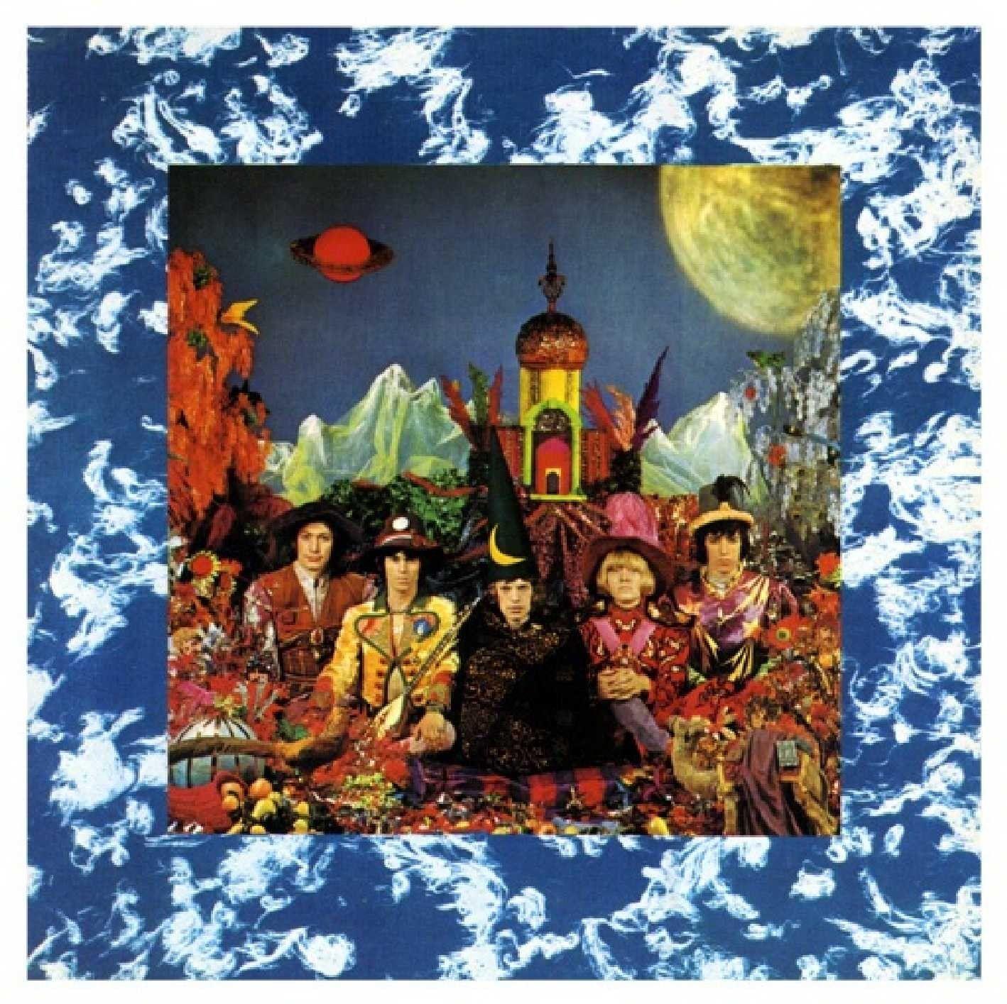 Artist The Rolling Stones Album Their Satanic Majesties