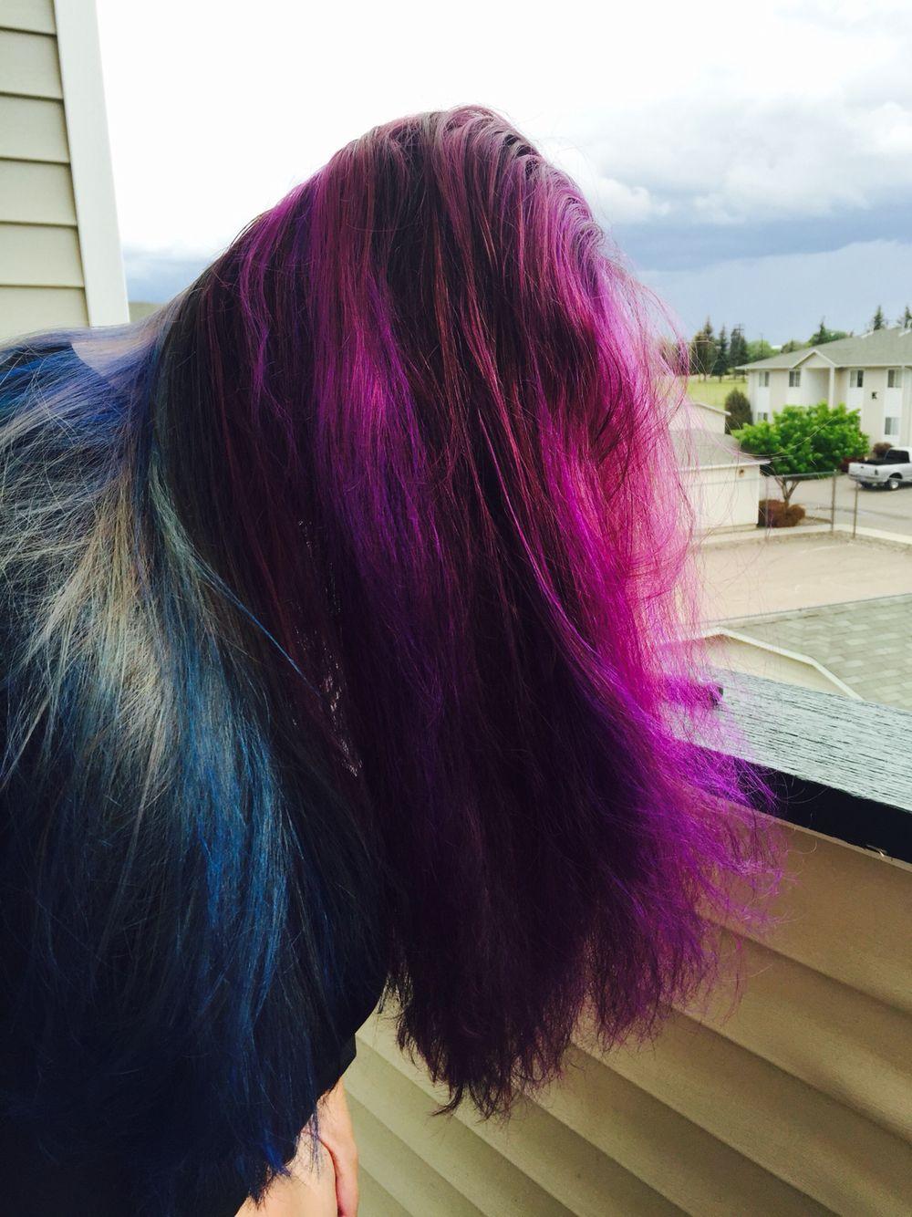 My latest colors. Simple Splat colors. ) Splat hair dye