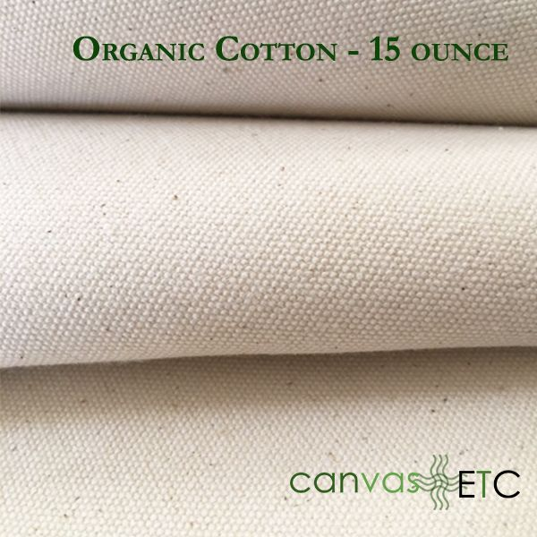 We proudly carry the finest cotton duck canvas for all