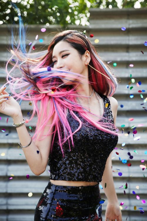 KPOP HAIRSTYLES Yooyoung Hello Venus