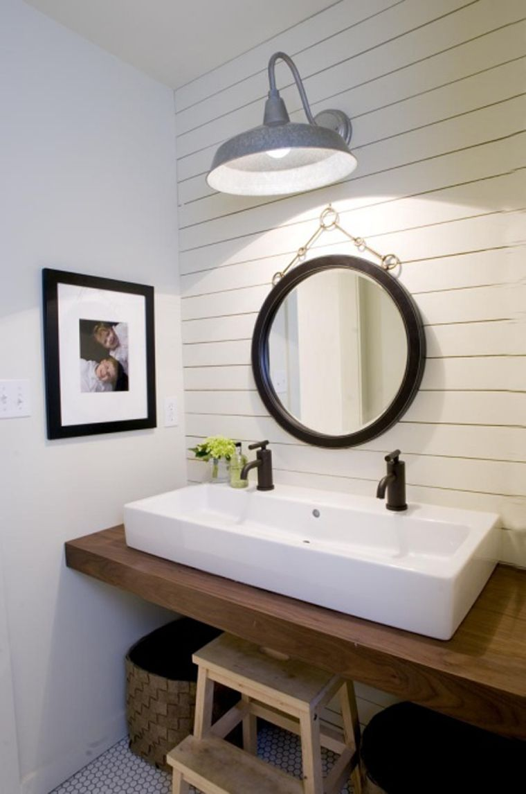 Farmhouse Decorating Ideas How To Get The Look Trough Sink
