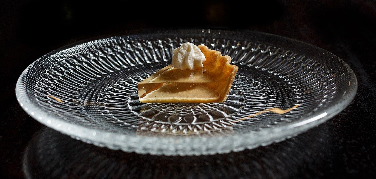 how to make crystal clear pumpkin pie