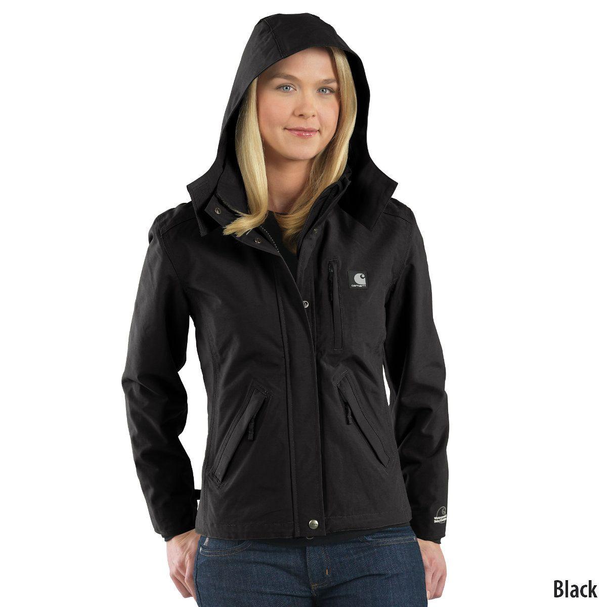 Carhartt Womens Waterproof Breathable Jacket Style Wj002 Gander Mountain Waterproof Breathable Jacket Carhartt Jacket Jackets