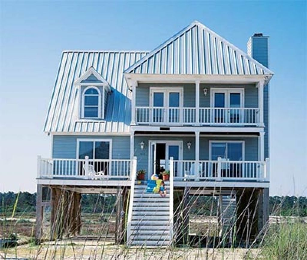 Houses For Rent In Jax Beach: Beach House Plans Design Ideas Small Cottage And Coastal