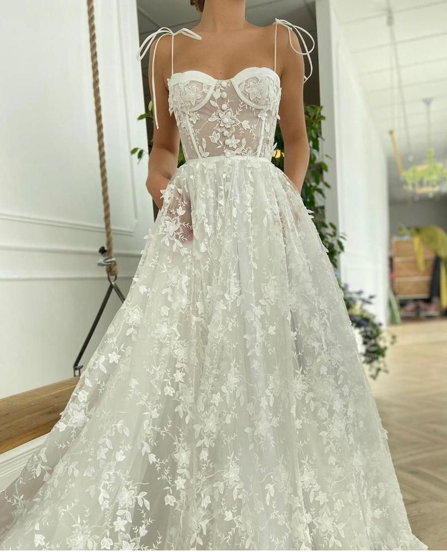 Dua Timeless Bridal Gown