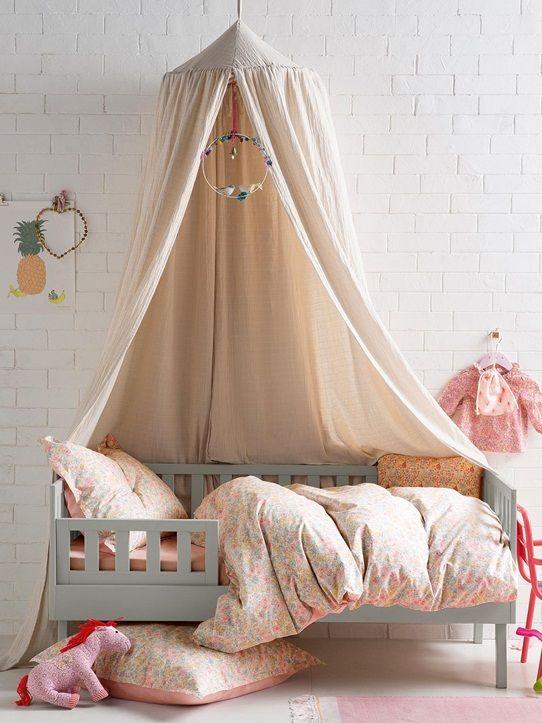 Ciel De Lit Coton Maison Vetement Et Deco Cyrillus Chambre Enfant Deco Chambre Enfant Idee Chambre Enfant