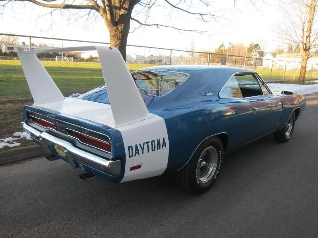 blue 1969 dodge charger daytona for sale mcg marketplace classic cars muscle cars muscle. Black Bedroom Furniture Sets. Home Design Ideas