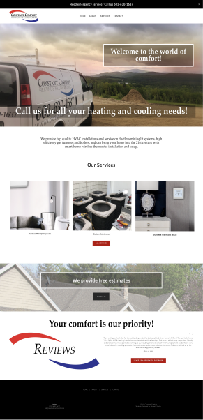 Constant Comfort With Images Squarespace Design Squarespace Website Design Website Design Inspiration