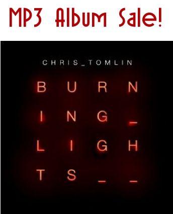 $5.00 Chris Tomlin MP3 Album Sale!