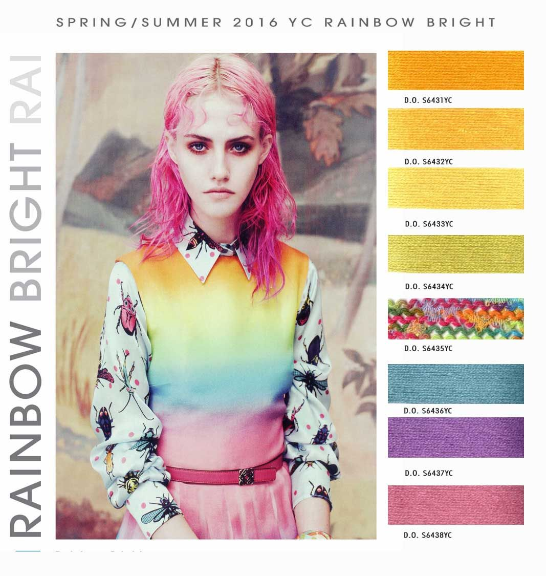 Colorful Dresses For Summer – 2016-2017