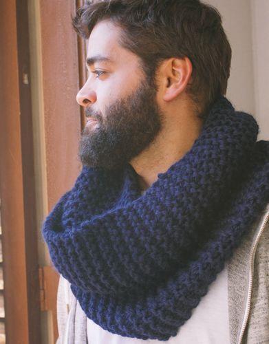 nueva productos e70c8 24658 Diseñado para hombre by Katia | BUFANDA SIN FIN | Bufanda ...