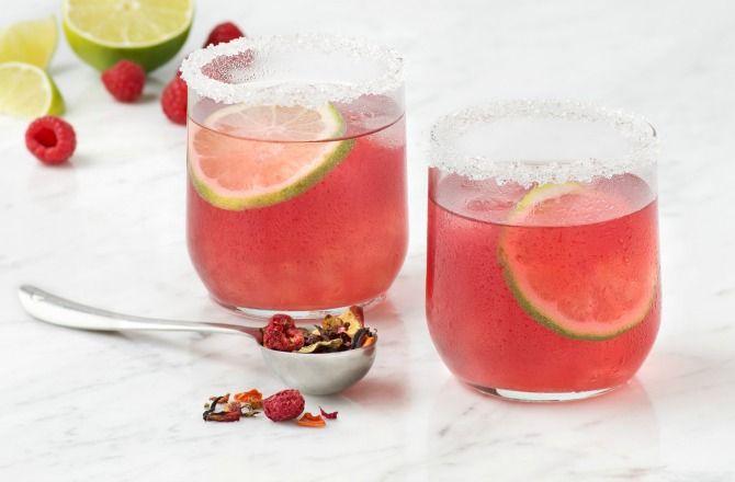 Raspberry Moji-rita