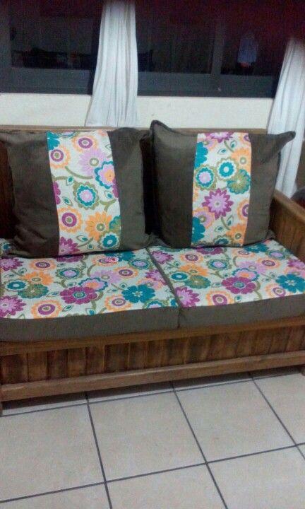 Cojines Para Muebles De Madera