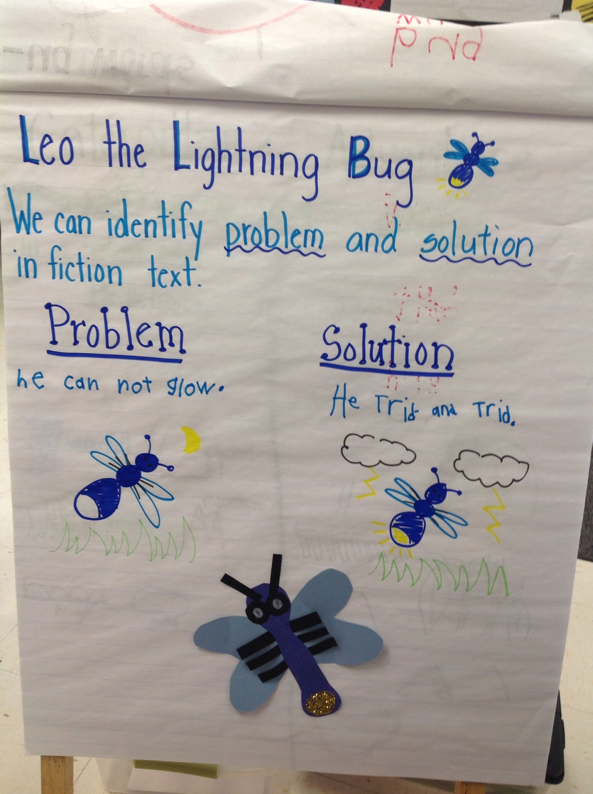 Leo Lightning Bug