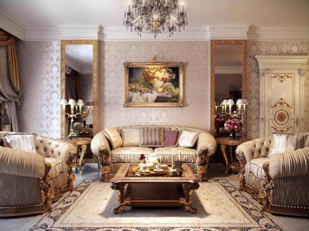 Gorgeous Victorian Style Interior Design French Living Rooms