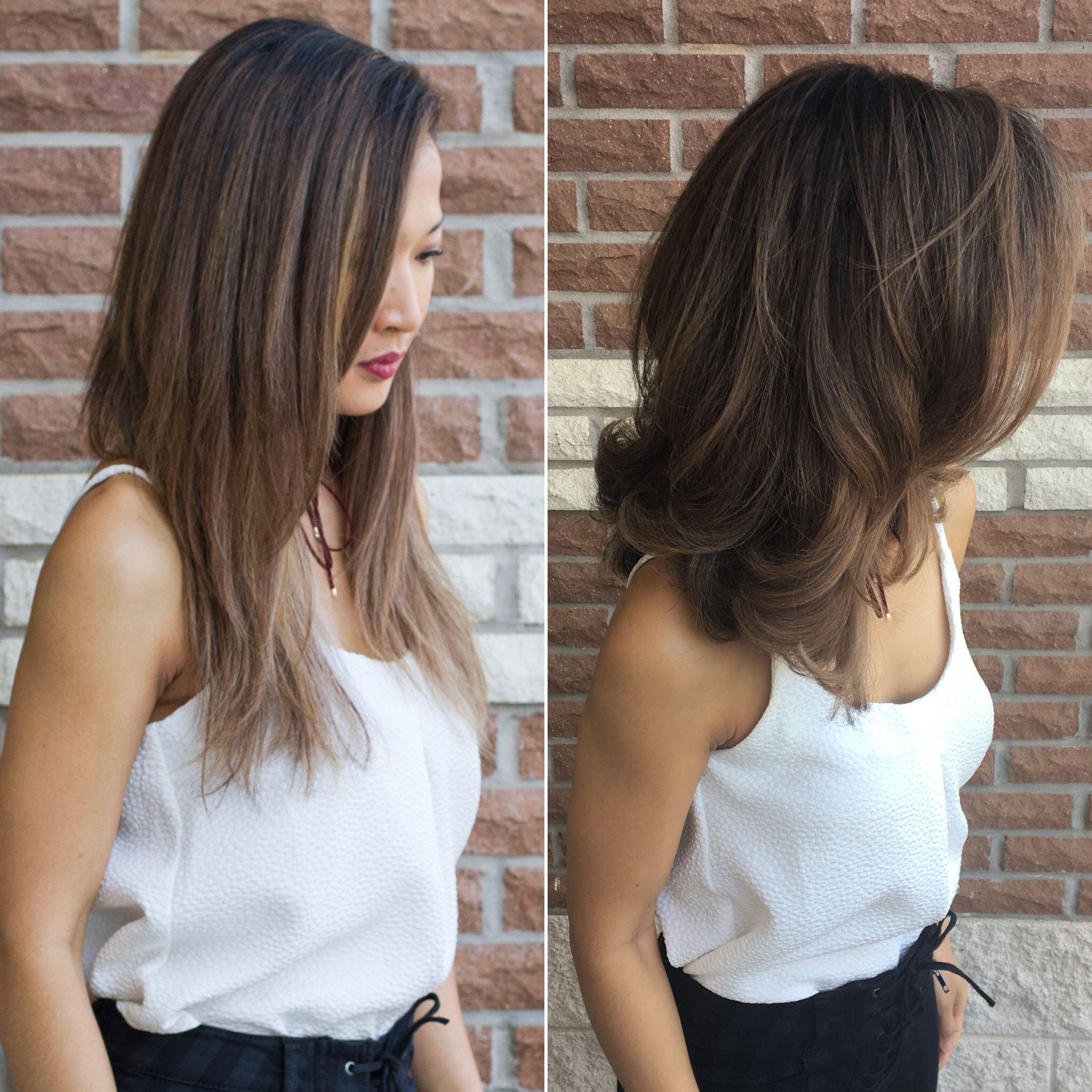 New Hair: The Long Bob w/ Josephine's Day Spa & Sa