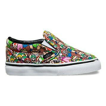854ba9d501 Nintendo · WHHHHYYYY DON T THEY MAKE THESE FOR ADULTS!!! MUST HAVE! Vans