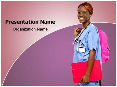 nursing education powerpoint presentation template is one of the