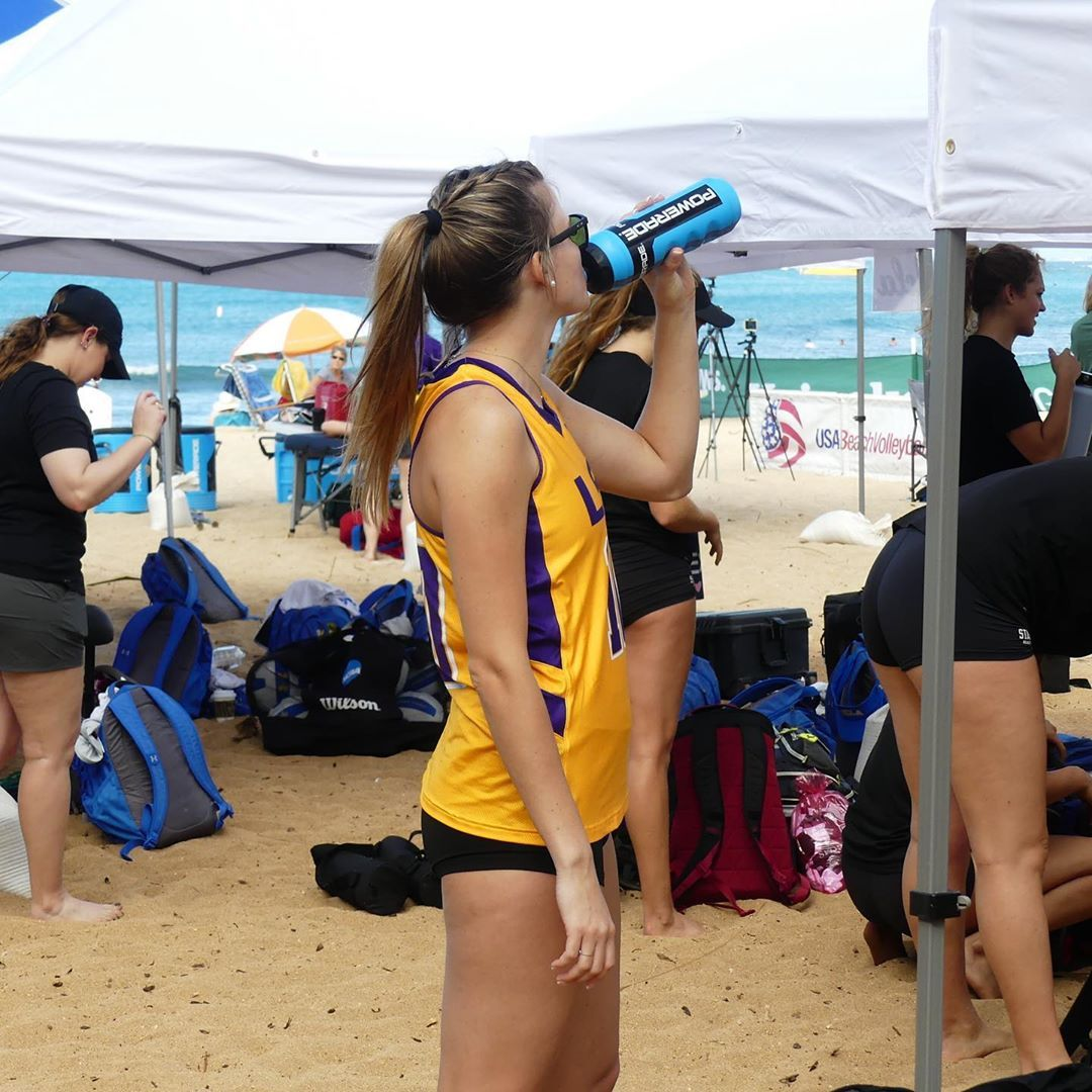 Lsu Beach Volleyball On Instagram Here Come The Tigers In 2020 Beach Volleyball Lsu Volleyball