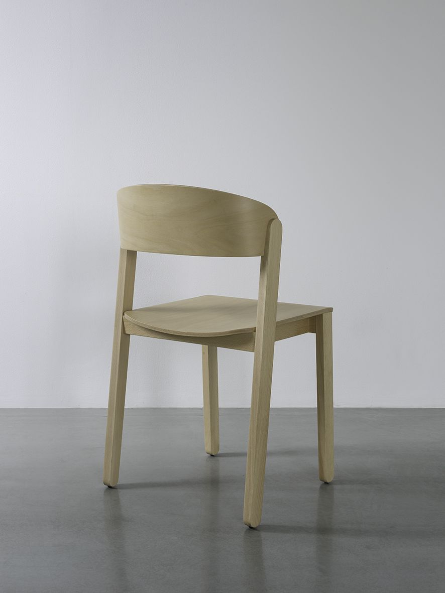 Sedia Studio Design.Sedia Impilabile Pur By Zilio Aldo C Design Note Design