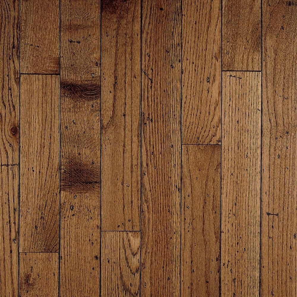 Bruce Antique Oak Solid Hardwood Flooring 5 In X 7 In Take Home Sample Br 697652 The Home Depot Solid Hardwood Floors Bruce Hardwood Floors Oak Hardwood Flooring