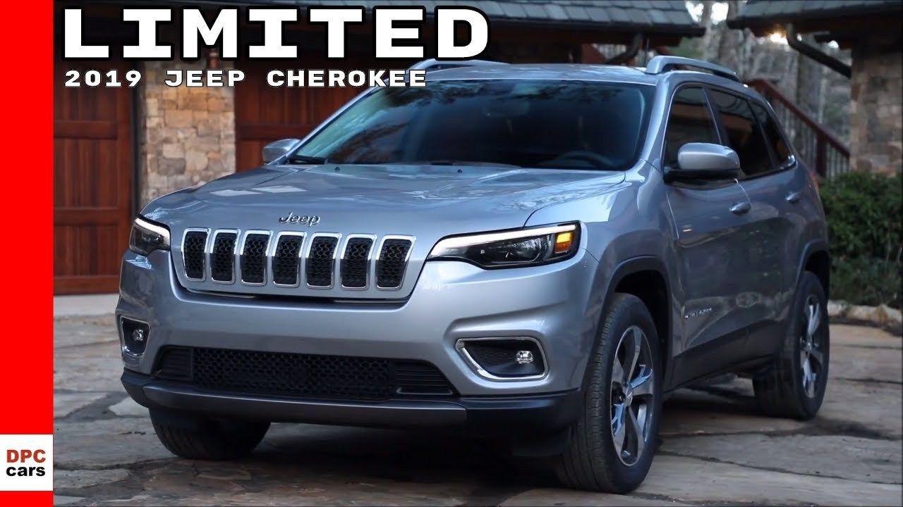 2019 Jeep Cherokee Limited 4×4 Exterior Mobil, Mobil bekas