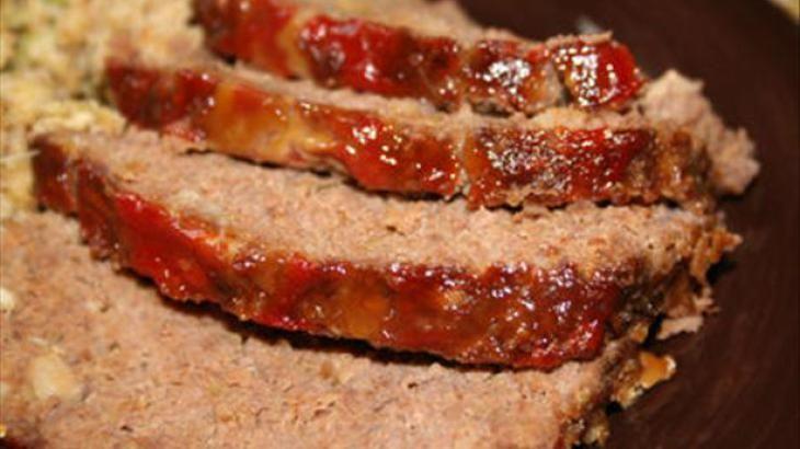 Lipton Onion Soup Meatloaf The Best Meat Loaf Recipe Easy Brown Sugar Meatloaf Meatloaf