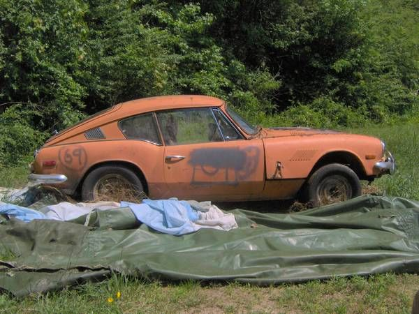 Triumph GT6 for sale in Alabama | Triumph, Car find, Alabama