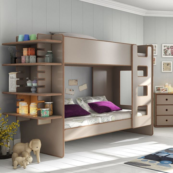 Best 99 Bunk Bed Shelf Attachment Wall Decor Ideas For Bedroom Check More At Http Www 400 x 300