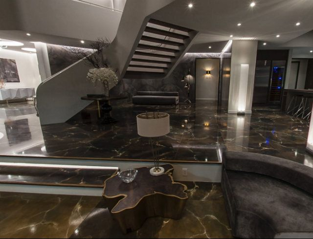 Get inside Christian Grey's Apartment with KOKET