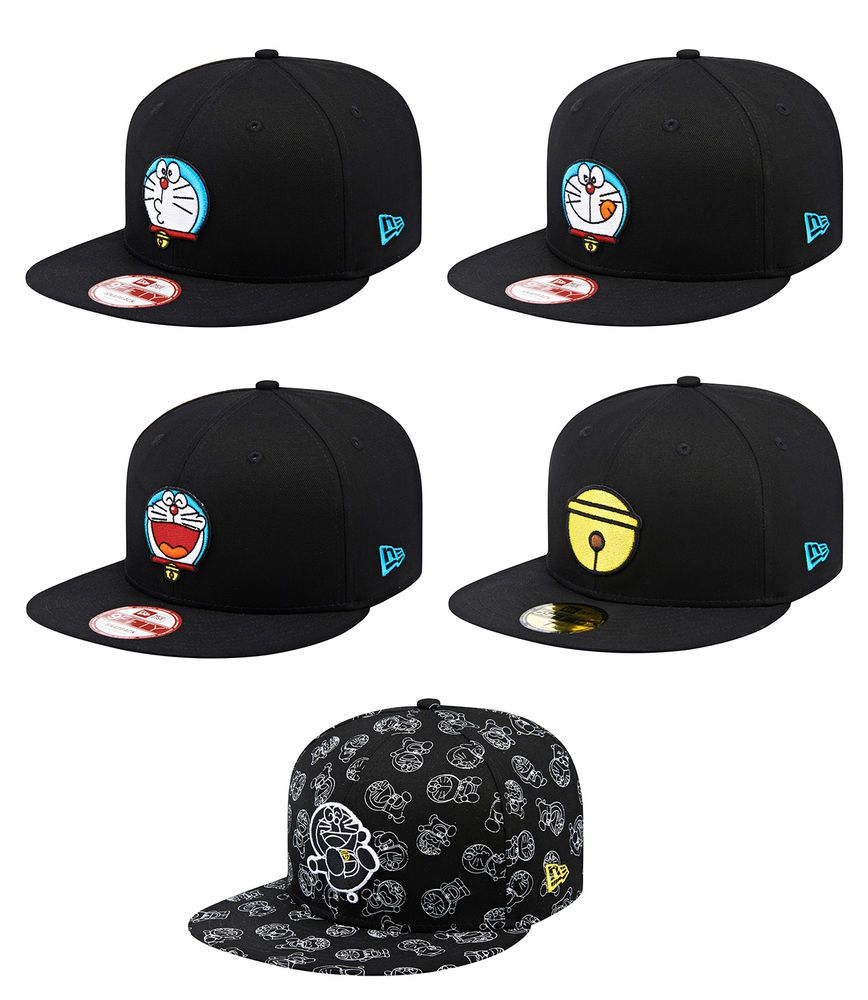3ae628e1 New Era 2016 Doraemon Collection 9Fifty & 59 Fifty Snapback Baseball Cap Hat  #NewEra #BaseballCap