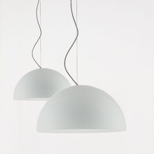 Sonora glass pendant light pendant lamps pendants and glass pendants sonora opal murano pendant lamp oluce sonora opal murano ylighting aloadofball Gallery
