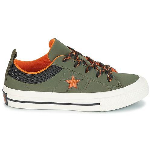 zapatos converse one star