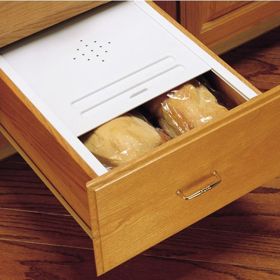 Kitchen Bread Drawer: Kitchen Bread Drawer Lid Kit, Also Comes In Translucent