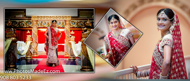 indian wedding photography design%0A Indian Bride at a Gujarati Wedding at The Royal Alberts Palace  NJ Best Wedding  Photographer