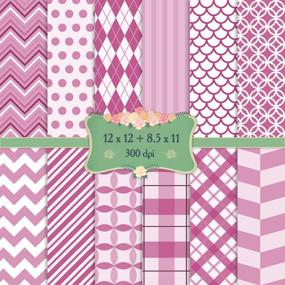 Digital Paper Striped Birthday Birthday Background Circle Retro Spotted Zigzag Parallel Single Scrapbooking Backdrop Digital Event Dot