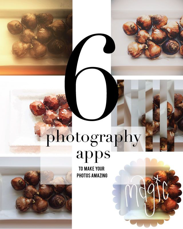 6 photo apps to try now right now, all under $3